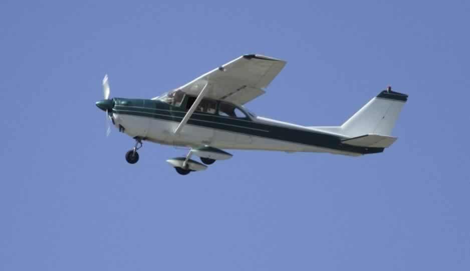 Se desploma avioneta en la zona de los volcanes