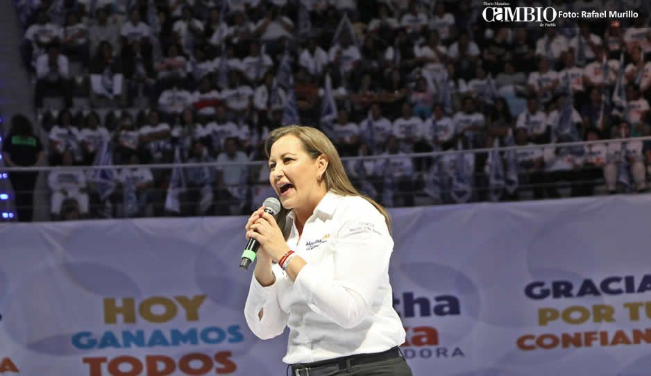 Principales comunas avalan toma de protesta de Martha Erika ante el TSJ