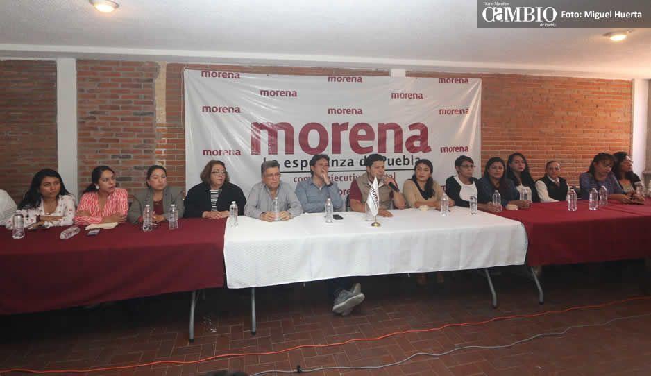 Diputados electos de Morena enloquecen: no se reunirán con Gali pero exigirán les entregue el CIS