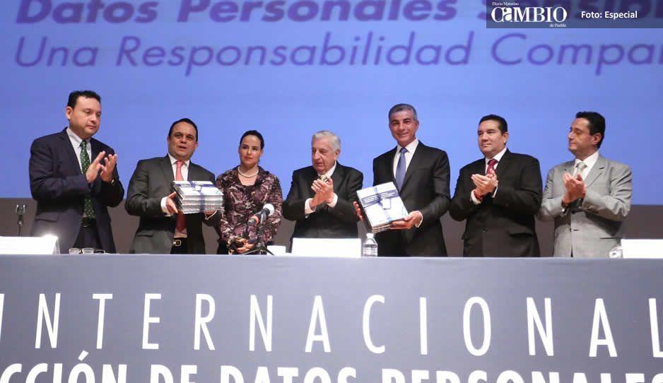 Fortalece Gali la protección  de datos personales en Puebla