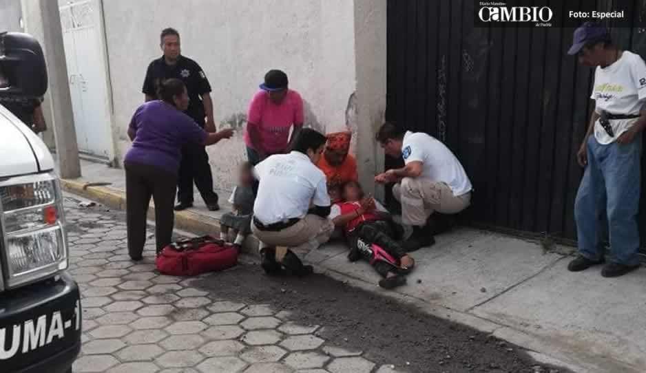 Intentan raptar a menor de edad en San Pedro Cholula
