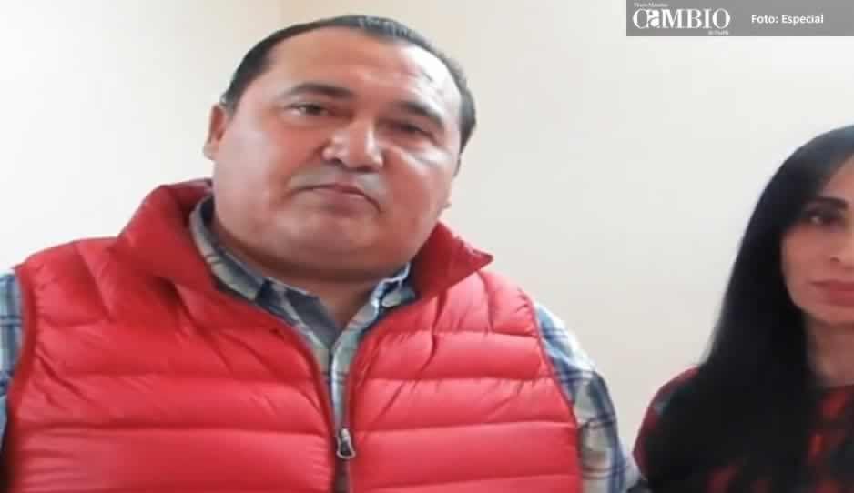 Asesinan a balazos a candidato del PRI a alcaldía de Puebla