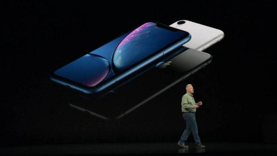 Conoce el nuevo iPhone XR de Apple: más barato pero sin cámara doble