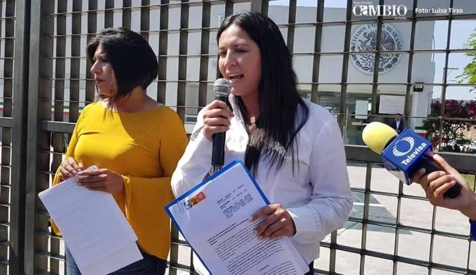Ana Cristina Ruiz denuncia ante MP federal, a José Juan por violencia política de género