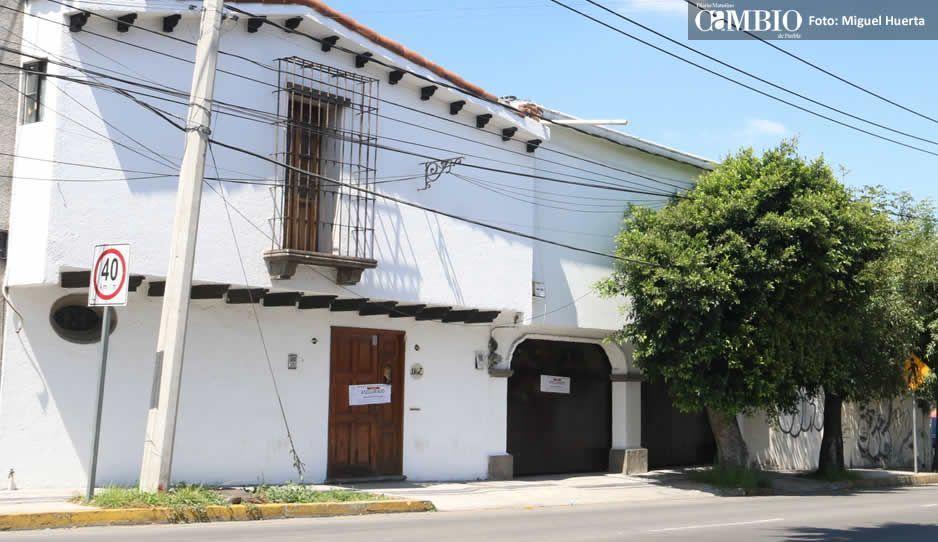 Catea PGR casa de citas en La Noria (FOTOS y VIDEO)