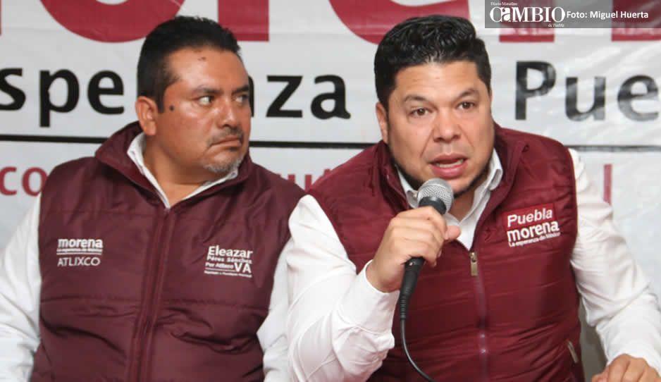 Gabriel Biestro manda al diablo al TEPJF, defiende y respalda a Eleazar