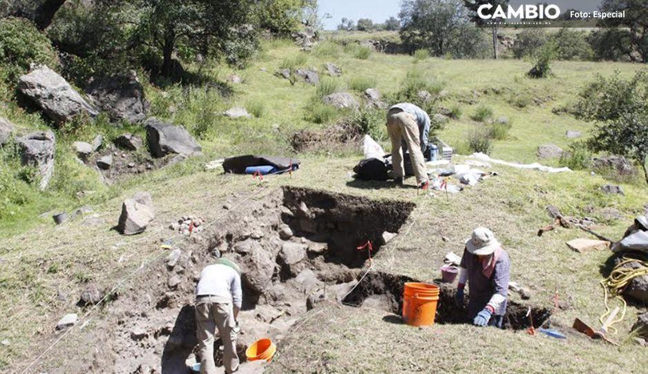 Excavaciones arqueológicas en Tlalancaleca reanudarán en 2019