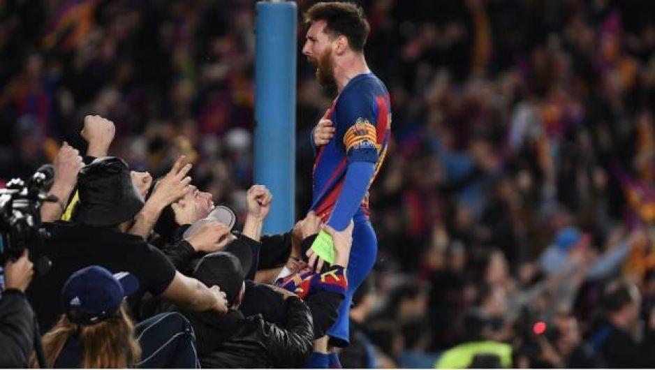 Messi no debería jugar hasta que pruebe que es un humano