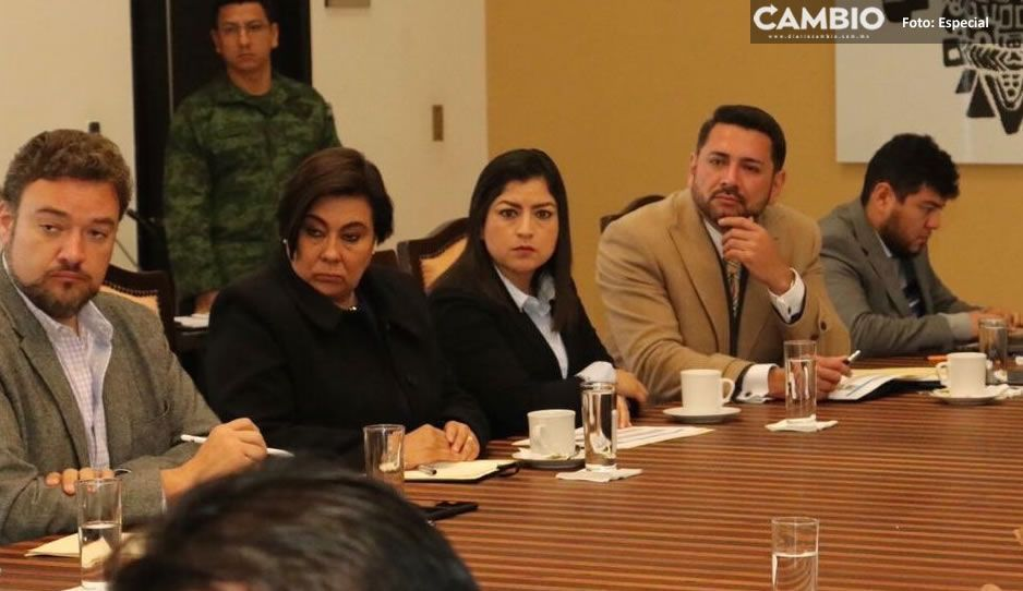 Claudia se reúne con Fernando Rosales para planear estrategias de seguridad en la capital