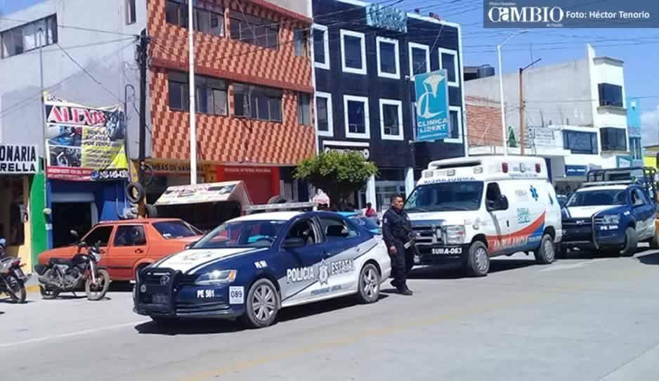 Enfrentamiento a balazos entre familias de El Verde deja dos muertos