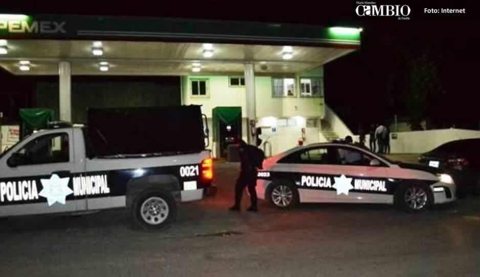 Intento de robo en Tecali deja como saldo dos heridos