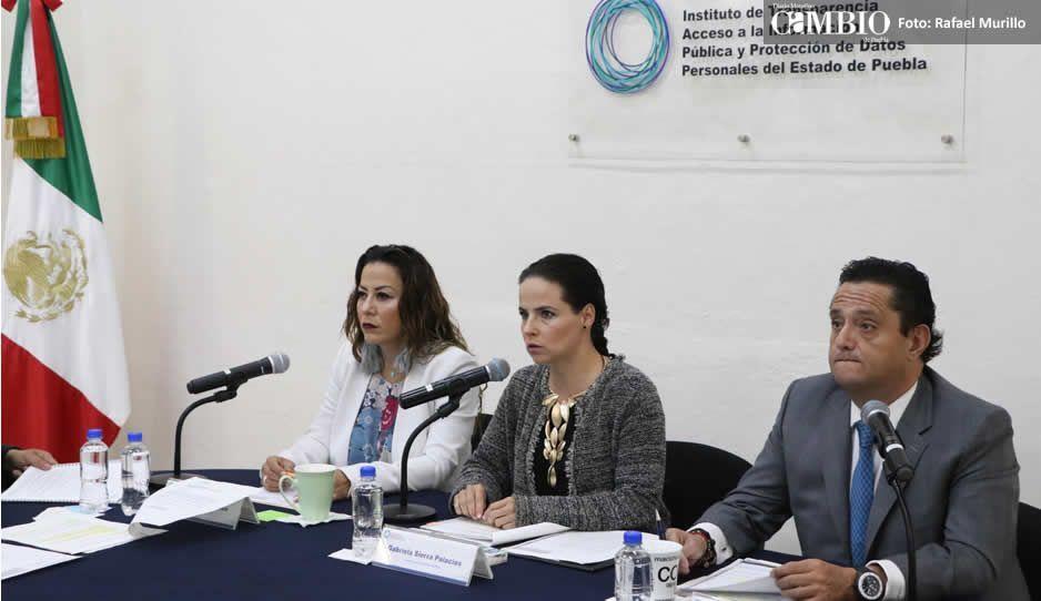 ITAIP sanciona con más 24 mil pesos a la BUAP
