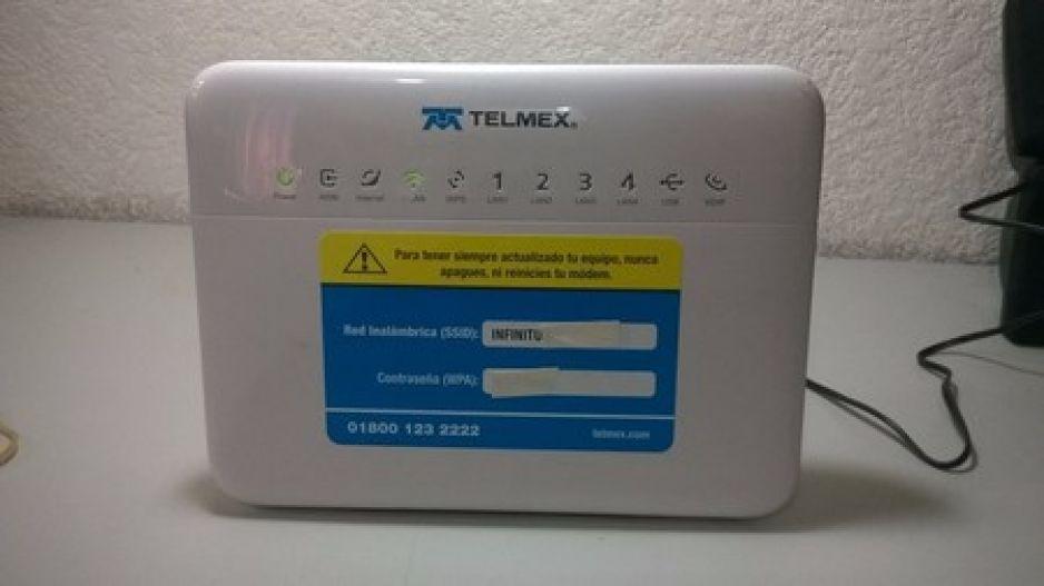 Infinitum de Telmex está fallando en distintos estados