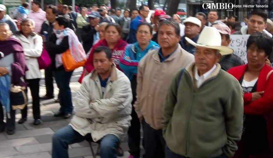 SCT indemnizará a los ejidatarios que bloquearon autopista México-Puebla
