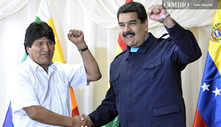 Maduro y Evo Morales invitados para la toma de protesta de AMLO