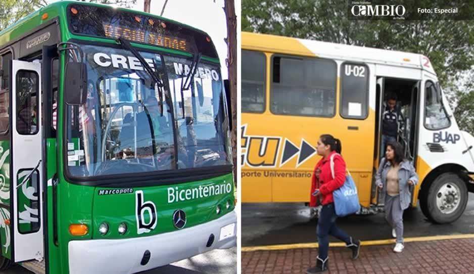 Atracan el STU y ruta Bicentenario, dos asaltos más en la era de Lourdes Rosales al frente de la SSPTM