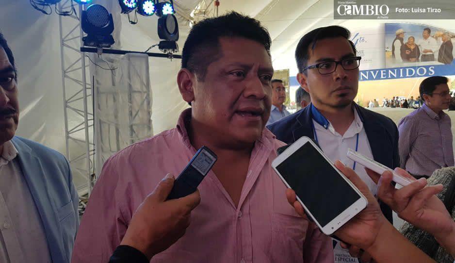Dirigente del PRI en San Andrés llama a votar por Morena, pero no por el PAN