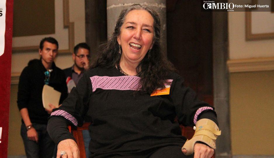 Lagarde urge activación de alerta de género en Puebla
