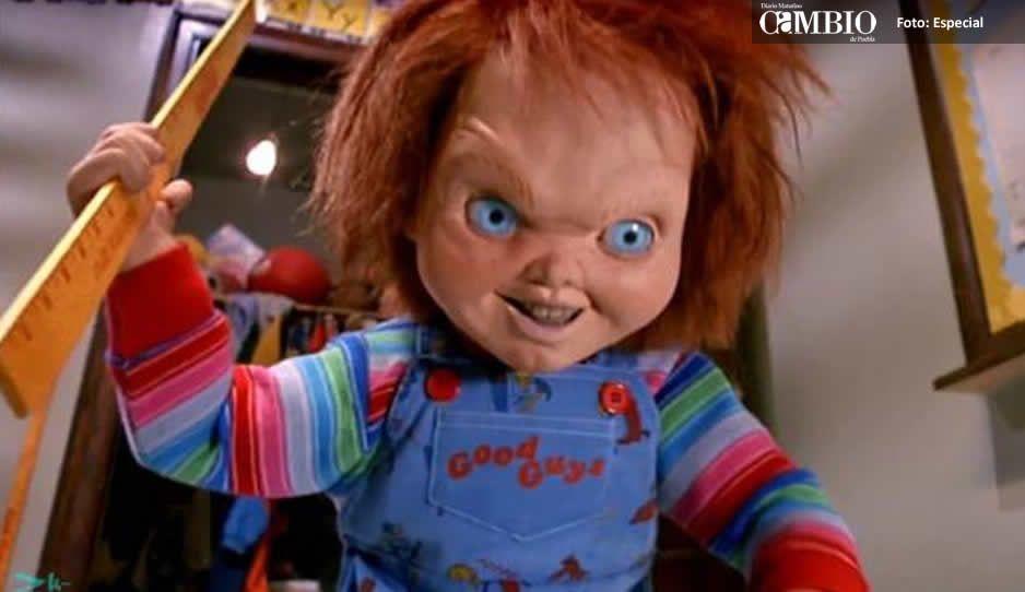 Revelan la primera imagen de la nueva película de Chucky (FOTO)