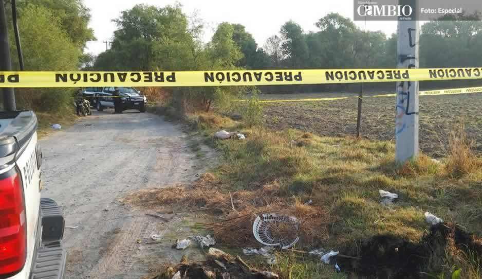 Identifican cadáver de hombre localizado en Juan C. Bonilla