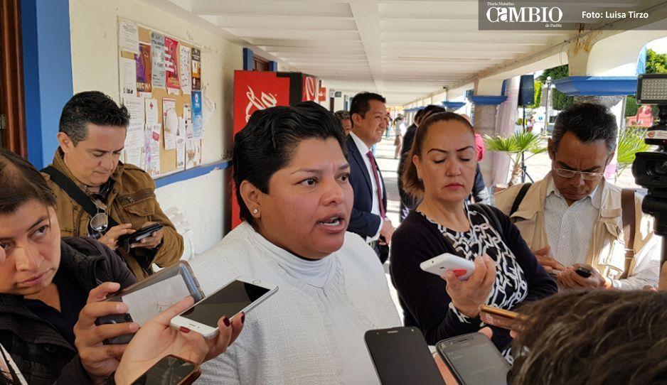 Actos delictivos de Atlixcáyotl, son para desacreditar a morenistas: Karina Pérez Popoca (VIDEO)