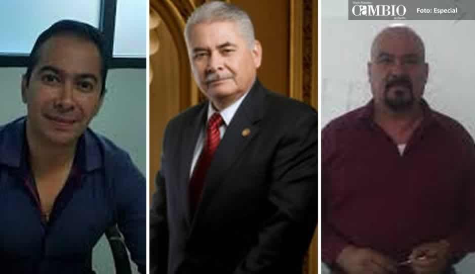 Tres directores del Ayuntamiento de Texmelucan piden licencia ante el Cabildo