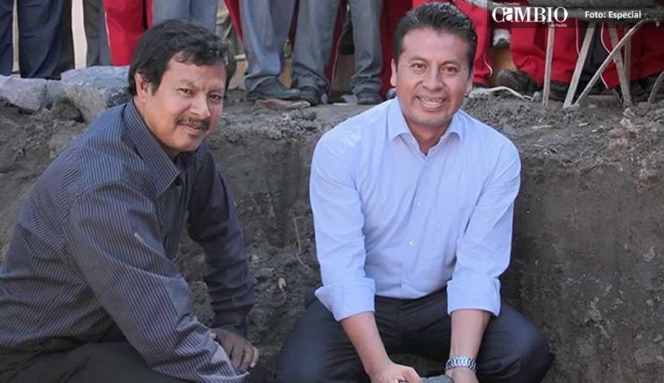 Presidente auxiliar de Tlaxcalancingo culpa a Leoncio Paisano de la inseguridad