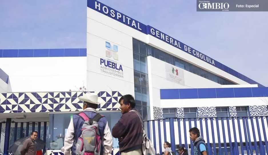 Nuevo Hospital General de Cholula costará más de 500 mdp