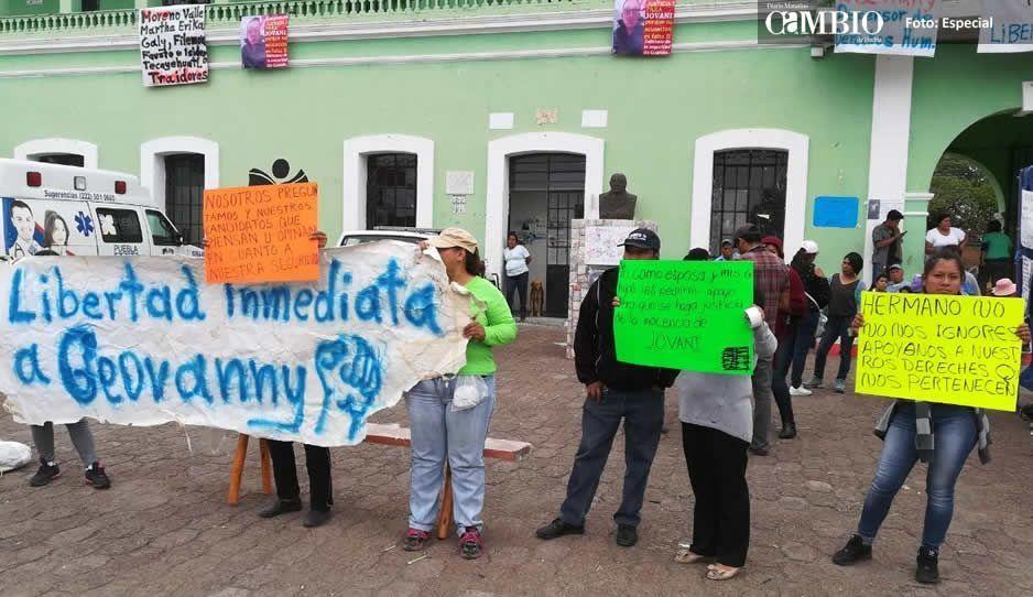 Edil de Juan C. Bonilla involucró a 15 inocentes en linchamiento por venganza política: pobladores