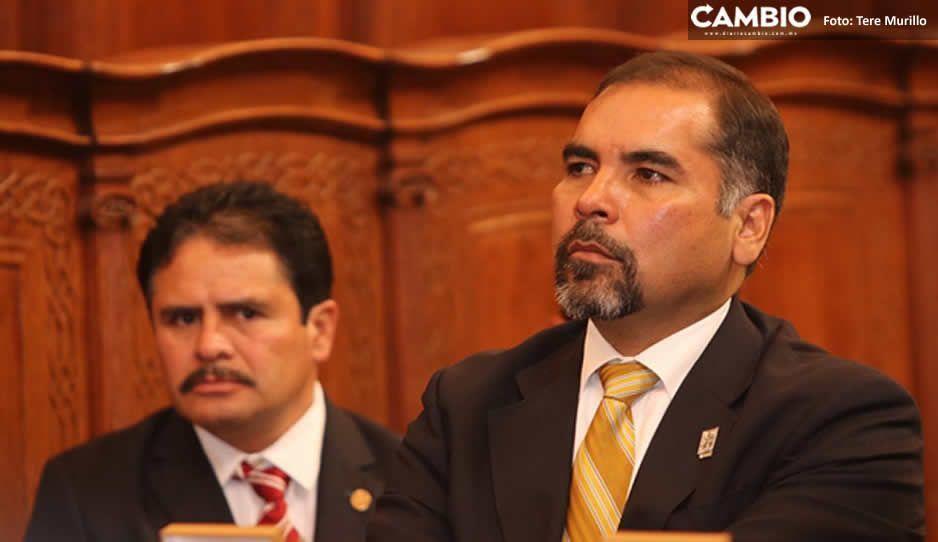 Proyecto de Vargas causó preocupación en los poblanos, antes de hacerlo público debió ser votado: Gerardo Tejeda