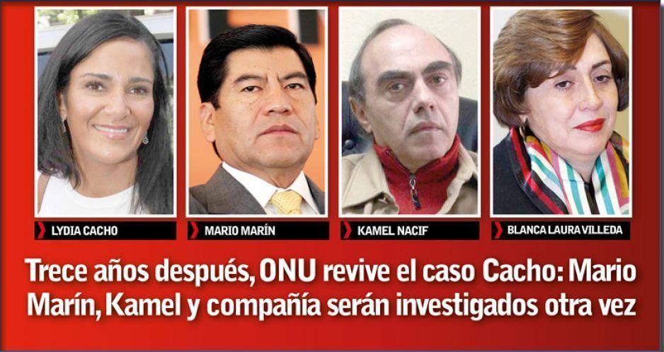 Trece años después, ONU revive el caso Cacho: Mario Marín, Kamel y compañía serán investigados otra vez