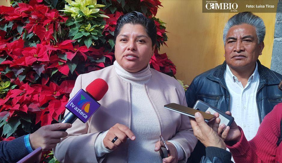 """Pérez Popoca señala al grupo de Paisano, como el responsable de la """"guerra sucia"""" en su contra"""