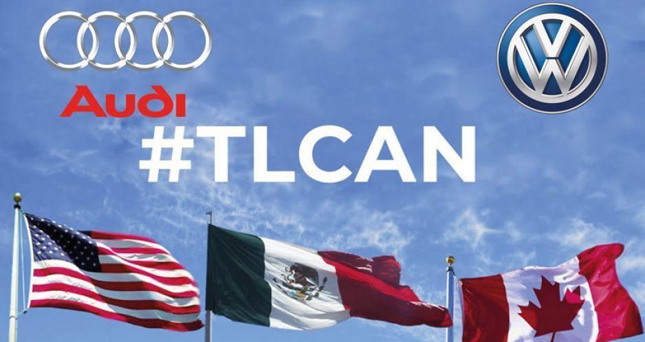 Al fin, concluyen negociaciones del TLCAN; nuevas reglas para VW y Audi aplicarán en 2023