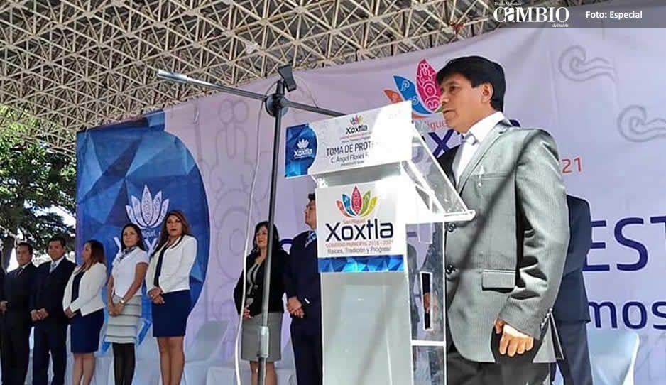 Edil de Xoxtla quiere imponer a su familia en los puestos de confianza