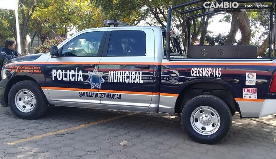 Sí habrá recorridos de fuerzas federales en Texmelucan, confirma Seguridad Pública