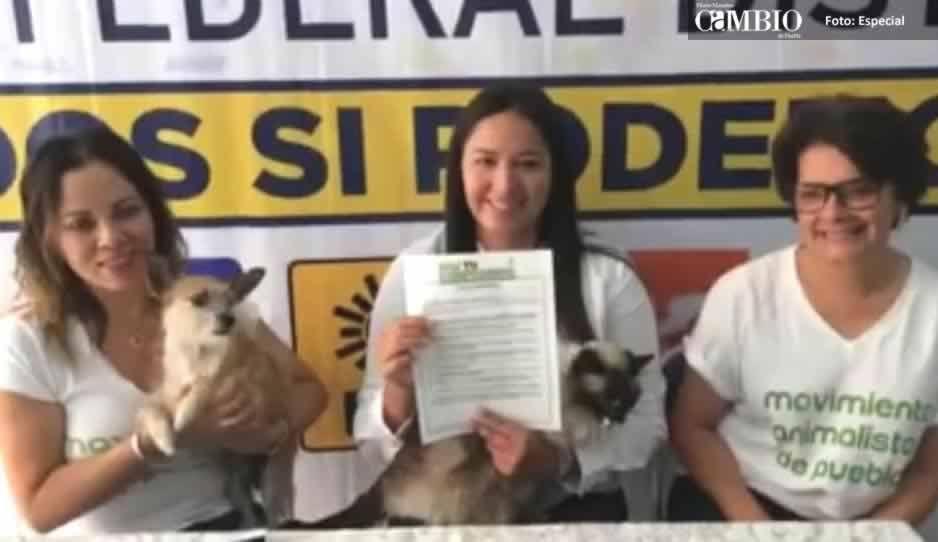 Ana Cristina Ruiz se compromete a legislar a favor de la tenencia responsable de animales