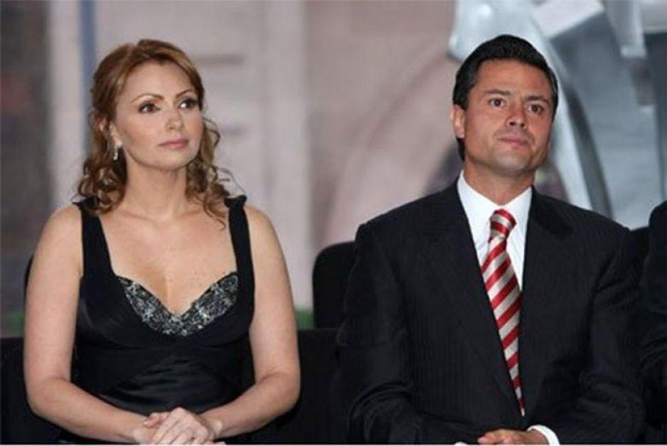 Niega Sofía Castro divorcio entre Angélica Rivera y Peña Nieto