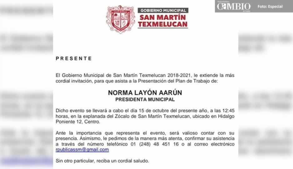 Norma Layón presentará su plan de trabajo en su toma de protesta