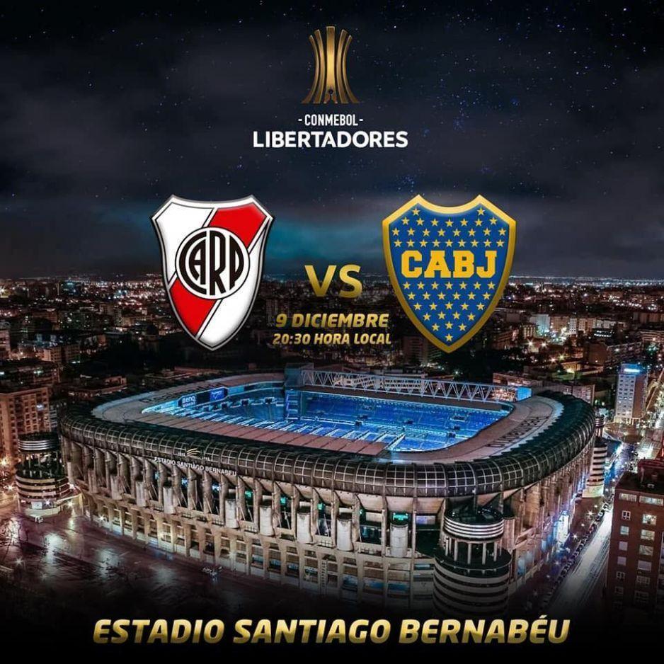 Finale Copa Libertadores