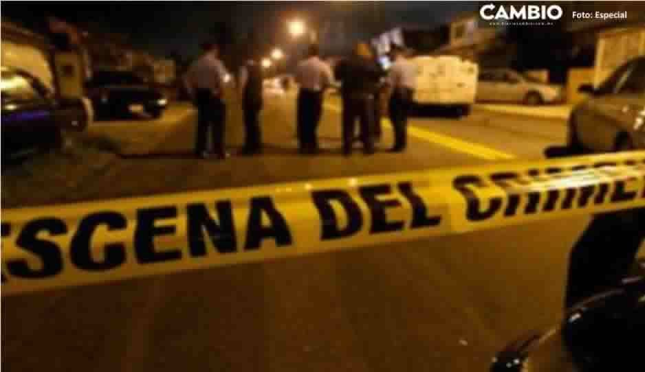 ¡Sigue la ola de violencia! En solo un día fueron asesinadas siete personas en Tehuacán