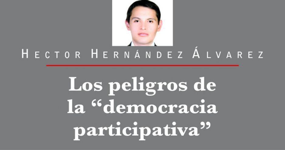"""Los peligros de la """"democracia participativa"""""""