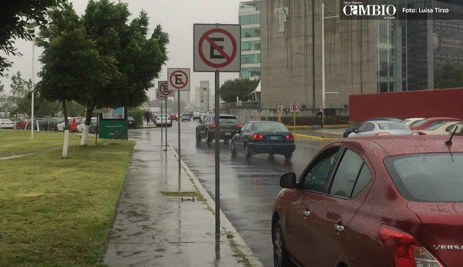 En San Andrés cancelan parquímetros de Ciudad Judicial y Hospital General