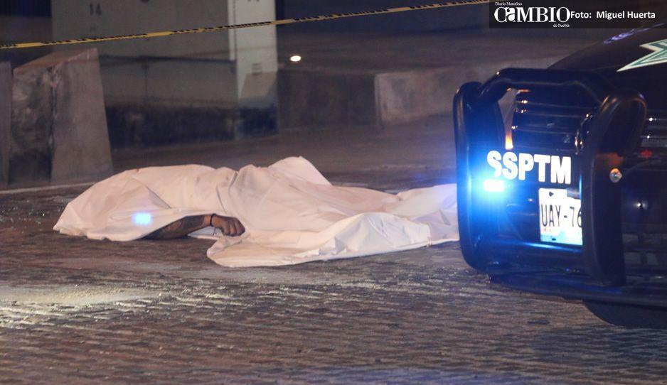 Asesinan de 5 balazos a hombre en la Juárez (VIDEO)