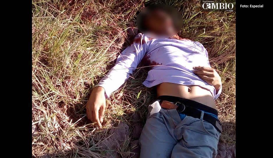 Ejecutan a hombre de 25 años en Santa Clara Ocoyucan