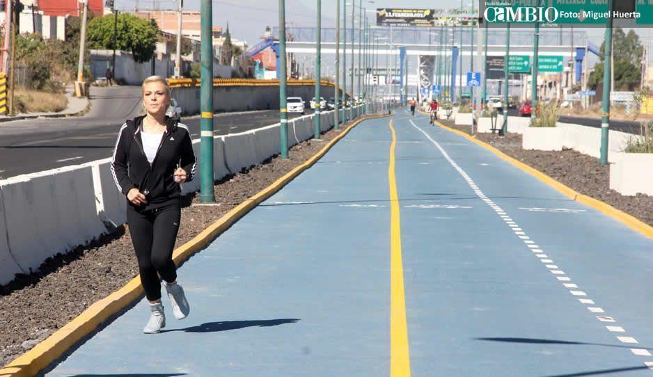Acosan sexualmente a runner en la ciclopista del Periférico