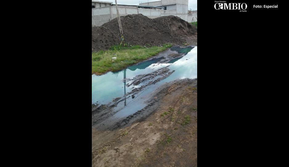 Tomas huachicoleras provocan 4 derrames graves en Texmelucan