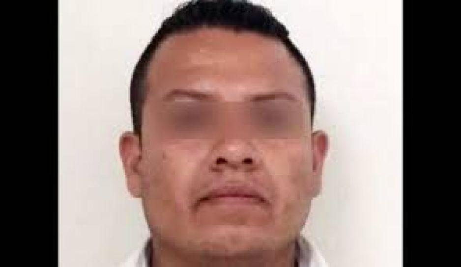 Alfonso N principal sospechoso del feminicidio de Yaroslava ya fue trasladado a San Miguel