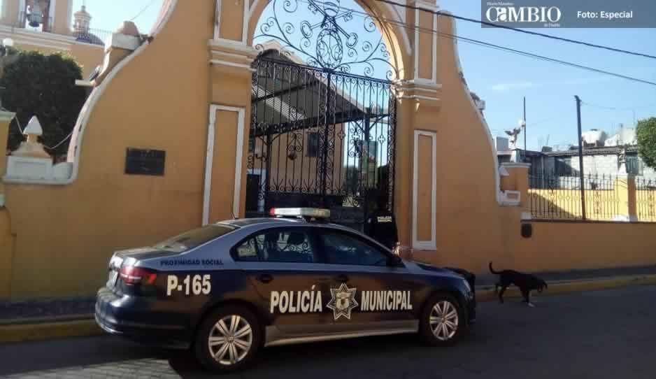 PC de San Pedro Cholula descarta daños en el municipio