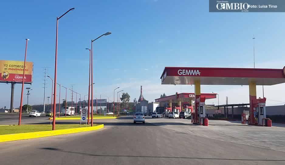 En una semana suman tres asaltos a mano armada en gasolinera Gemma de Coronango