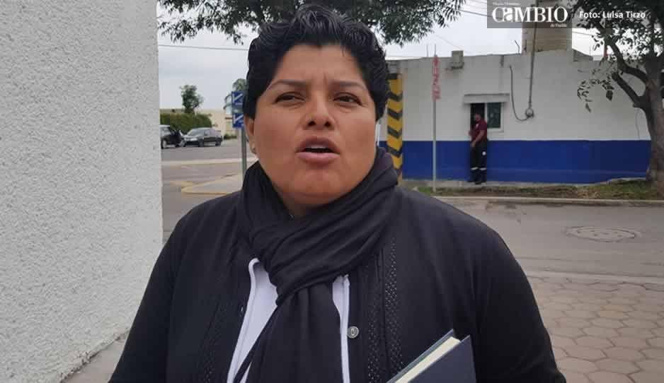 Alcaldesa de San Andrés frena expropiación express en Cacalotepec